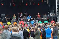 Sommerfesten på Giske 2012.<br /> Foto: Svein Ove Ekornesvåg