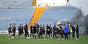 Udine, 14 marzo 2012..UEFA Europa League 2011/2012.  8^ di finale, ritorno..Stadio Friuli..Udinese vs AZ Alkmaa..Allenamento di rifinitura dell' Udinese..© foto di Simone Ferraro