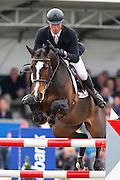 Jeroen Dubbeldam - Utascha SFN<br /> CH Mierlo - Nederlands Kampioenschap 2012<br /> © DigiShots