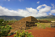 The Pyramids of Güímar, Tenerife, Canary Islands, Spain