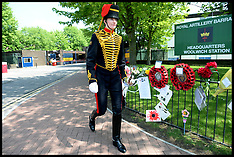MAY 31 2013 Murder of soldier Drummer Lee Rigby
