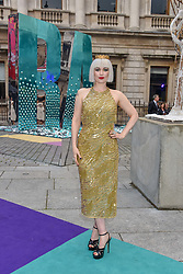 Amazonica at The Royal Academy of Arts Summer Exhibition Preview Party 2019, Burlington House, Piccadilly, London England. 04 June 2019.
