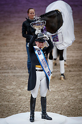 Werth Isabell, GER<br /> Grand Prix Freestyle<br /> FEI World Cup Dressage Final, Omaha 2017 <br /> © Hippo Foto - Dirk Caremans<br /> 01/04/2017