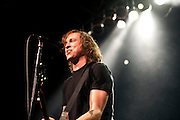 Against Me! opening for Dropkick Murphys at the House of Blues in Cleveland, OH on March 6, 2011