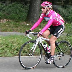 Ladiestour 2007 Apeldoorn<br />Linda Villumsen