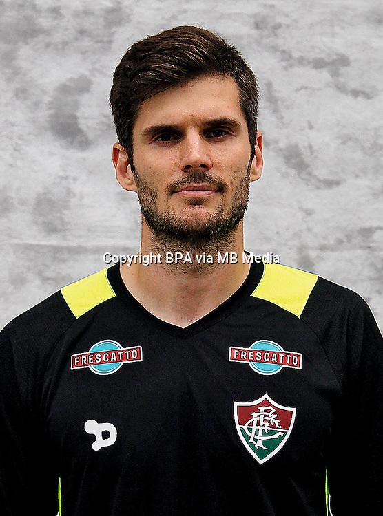 "Brazilian Football League Serie A / <br /> ( Fluminense Football Club ) - <br /> Julio Cesar Jacobi "" Julio Cesar """