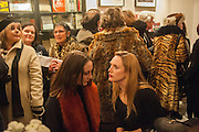 WENDY DARLING; PONY PONY, The Society Club  viewing of tSTILLSOHO' featuring photos from The Colony Club and Soho by Carla Borel. Ingestre Place, Soho. London. 11 December 2012