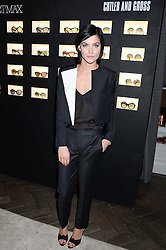 LEIGH LEZARK at the SportMax + Cutler & Gross launch party hosted by Leigh Lezark at The Arts Club, 40 Dover Street, London on 23rd October 2013.