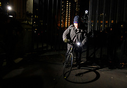 © Licensed to London News Pictures. 12/12/2018. London, UK. BORIS JOHNSON  is seen leaving parlament in Westminster as Prime Minister Theresa May faces a vote of no confidence from her own party. Photo credit: Ben Cawthra/LNP