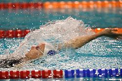 10-04-2014 NED: NK Swim Cup, Eindhoven<br /> Michelle Coleman SWE, 200m rug