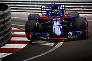 May 23-27, 2018: Monaco Grand Prix. Brendon Hartley (NZ), Scuderia Toro Rosso Honda, STR13
