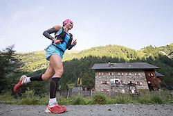 23.07.2016, Kals, AUT, Grossglockner Ultra Trail 2016, im Bild Koblmüller Sandra (AUT) // during the 2016 Grossglockner Ultra Trail. Kals, Austria on 2016/07/23. EXPA Pictures © 2015, PhotoCredit: EXPA/ Johann Groder