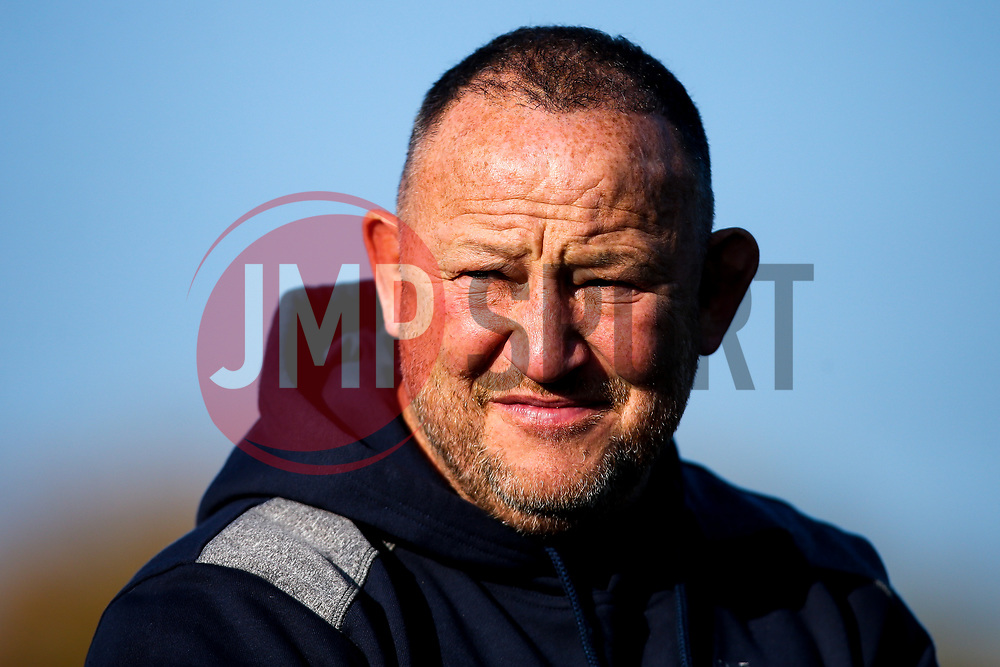 Sale Sharks director of rugby Steve Diamond - Mandatory by-line: Robbie Stephenson/JMP - 17/11/2018 - RUGBY - Allianz Park - London, England - Saracens v Sale Sharks - Gallagher Premiership Rugby