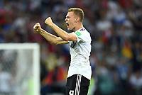 Schlussjubel Joshua Kimmich (Deutschland)<br /> Sotschi, 23.06.2018, FIFA Fussball WM 2018 in Russland, Vorrunde, <br /> Tyskland - Sverige<br /> <br /> Norway only