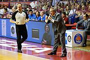 DESCRIZIONE : Venezia Lega A 2014-15 Play Off Gara1 Quarti di Finale Umana Reyer Venezia Acqua Vitasnella Cantu<br /> GIOCATORE : Stefano Sacripanti<br /> CATEGORIA : Ritratto <br /> SQUADRA : Umana Reyer Venezia Acqua Vitasnella Cantu<br /> EVENTO : Campionato Lega A 2014-2015<br /> GARA : Umana Reyer Venezia Acqua Vitasnella Cantu<br /> DATA : 19/05/2015<br /> SPORT : Pallacanestro <br /> AUTORE : Agenzia Ciamillo-Castoria/G. Contessa<br /> Galleria : Lega Basket A 2014-2015 <br /> Fotonotizia : Venezia Lega A 2014-15 Play Off Gara1 Quarti di Finale Umana Reyer Venezia Acqua Vitasnella Cantu
