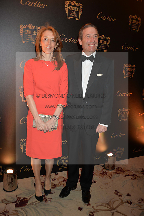 Guests at the 26th Cartier Racing Awards held at The Dorchester, Park Lane, London on 8th November 2016.