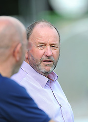 Cheltenham Town manager Gary Johnson- Mandatory by-line: Nizaam Jones/JMP - 02/09/2017 - FOOTBALL - LCI Rail Stadium - Cheltenham, England - Cheltenham Town v Stevenage- Sky Bet League Two
