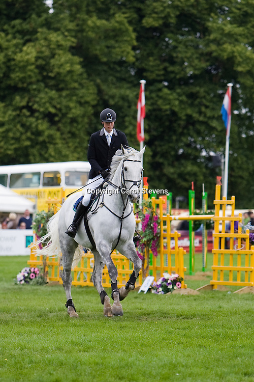 Conquistador II ridden by Murray Mcleish in The Bramham Classic at Bramham 2011