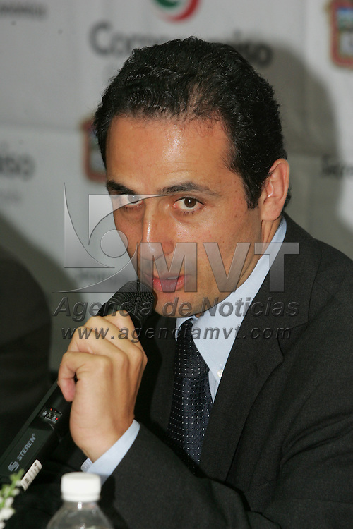 Toluca, Mex.- Carlos Mu&ntilde;oz Infante, Director del Fideicomiso de Parques Industriales (FIDEPAR). Agencia MVT / Javier Rodriguez. (DIGITAL)<br /> <br /> <br /> <br /> <br /> <br /> <br /> <br /> NO ARCHIVAR - NO ARCHIVE