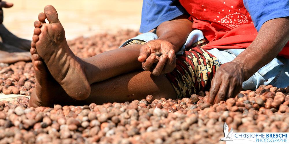 Ballade au burkina Faso : Ougadougou, Capitale administrative. Visite à la coopérative de ABPPJF