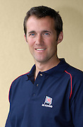 2005 FISA World Cup, Rotsee, Lucerne, SWITZERLAND, 06.07.2005 Team photo's  Hotel Grand Europe Nick Strange.  © Peter Spurrier. .email images@intersport-images..[Mandatory Credit Peter Spurrier/ Intersport Images]