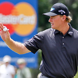 Apr 27, 2012; Avondale, LA, USA; Ernie Els on the 9th hole during the second round of the Zurich Classic of New Orleans at TPC Louisiana. Mandatory Credit: Derick E. Hingle-US PRESSWIRE