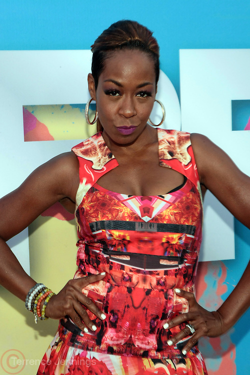 """Los Angeles, CA-June 29:  Actress Tichina Arnold attends the Seventh Annual """" Pre """" Dinner celebrating BET Awards hosted by BET Network/CEO Debra L. Lee held at Miulk Studios on June 29, 2013 in Los Angeles, CA. © Terrence Jennings"""