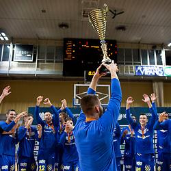 20180924: SLO, Basketball - SuperCup 2018, KK Petrol Olimpija vs Sixt Primorska