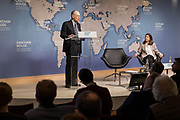 "London, England, Uk, January 21 2019 - The Royal Institute for International Affairs, is a Think Tank commonly known as Chatham House.<br /> At the ""The Great Delusion: Liberal Dreams vs International Realities"" event with Pr John J. Mearsheimer & Dr Leslie Vinjamuri."