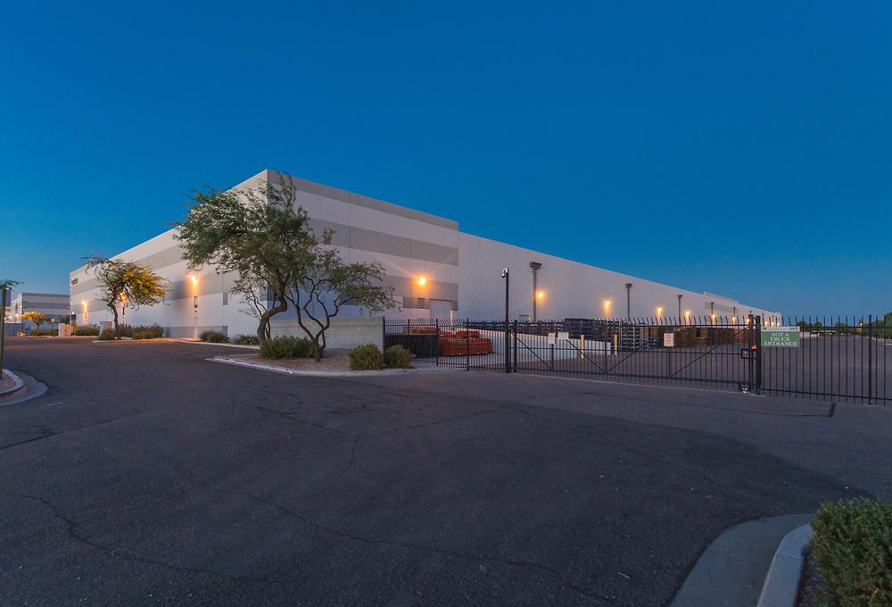 Phoenix, Arizona twilight commercial real estate photographer