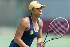 2018 A&T Women's Tennis at NC Central