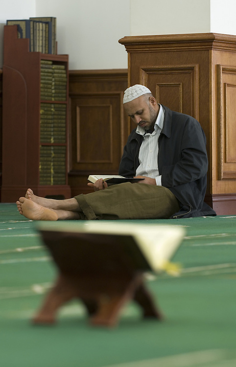Edinburgh Central Mosque<br />