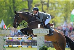 Weishaupt Philipp, (GER), Chico<br /> Longines Global Champions Tour - Grand Prix of Hamburg<br /> Hamburg - Hamburger Derby 2016<br /> © Hippo Foto - Stefan Lafrentz
