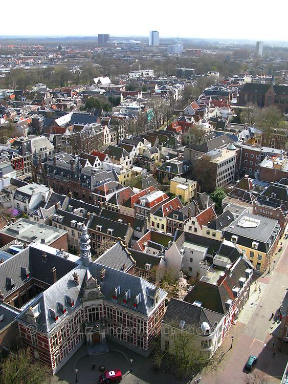 View of Utrecht, Holland