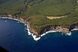 Hawaii (Big Island) - Aerial View