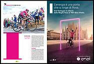 Giro d'Italia 2017, Sportweek RCS.<br /> Sportweek n21 03-06-2017 pag7