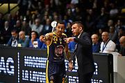 Moore Dallas Galbiati Paolo<br /> Acqua S.Bernardo Cantu - FIAT Torino<br /> Lega Basket Serie A 2018-2019<br /> Torino 05/05/2019<br /> Foto M.Matta/Ciamillo & Castoria