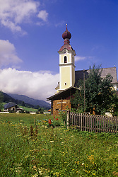 July 21, 2019 - Church, Going, Austria (Credit Image: © Bilderbuch/Design Pics via ZUMA Wire)