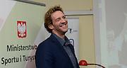 Spala 17/11/2014<br /> Konferencja trener&oacute;w szkolenia olimpijskiego<br /> Na zdj. Stephane Antiga<br /> Fot. Piotr Hawalej