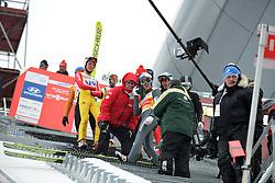 12.02.2013, Vogtland Arena, Kingenthal, GER, FIS Ski Sprung Weltcup, im Bild Gregor SCHLIERENZAUER (AUT) // during the FIS Skijumping Worldcup at the Vogtland Arena, Kingenthal, Germany on 2013/02/12. EXPA Pictures © 2013, PhotoCredit: EXPA/ Eibner/ Bert Harzer..***** ATTENTION - OUT OF GER *****