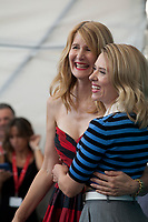 Laura Dern and Scarlett Johansson at the photocall for the film Marriage Story at the 76th Venice Film Festival, on Thursday 29th August 2019, Venice Lido, Italy.