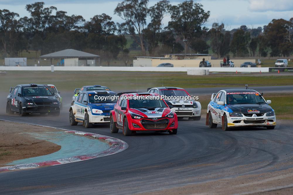 All Wheel Drive Super Final - Rallycross Australia - Winton Raceway - 16th July 2017