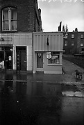 18/11/1964<br /> 11/23/1964<br /> 18 November 1964<br /> <br /> Picture of the Sunset strip Cafe on Rathmines Rd. Dublin.