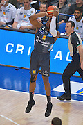 Dominique Sutton<br /> Dolomiti Energia Aquila Basket Trento - Umana Reyer Venezia<br /> Lega Basket Serie A 2016/2017<br /> PalaTrento 05/02/2017<br /> Foto Ciamillo-Castoria