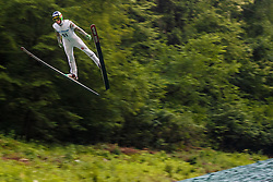 Anze Semenic of Slovenia during Ski Jumping Continental Cup in Kranj, Slovenia Photo by Grega Valancic / Sportida