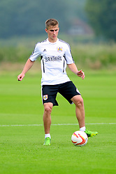 Bristol City's Joe Bryan - Photo mandatory by-line: Dougie Allward/JMP - Tel: Mobile: 07966 386802 28/06/2013 - SPORT - FOOTBALL - Bristol -  Bristol City - Pre Season Training - Npower League One