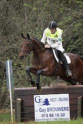 Mertens Juul - Qualite de St-George <br /> Nationaal kampioenschap eventing LRV <br /> Lummen 2006<br /> Photo &copy; Hippo Foto