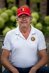 Van Haegenborgh Walter, BEL, chef d'equipe <br /> Team Belgium Para Dressage 2019<br /> © Hippo Foto - Dirk Caremans<br /> 06/08/2019