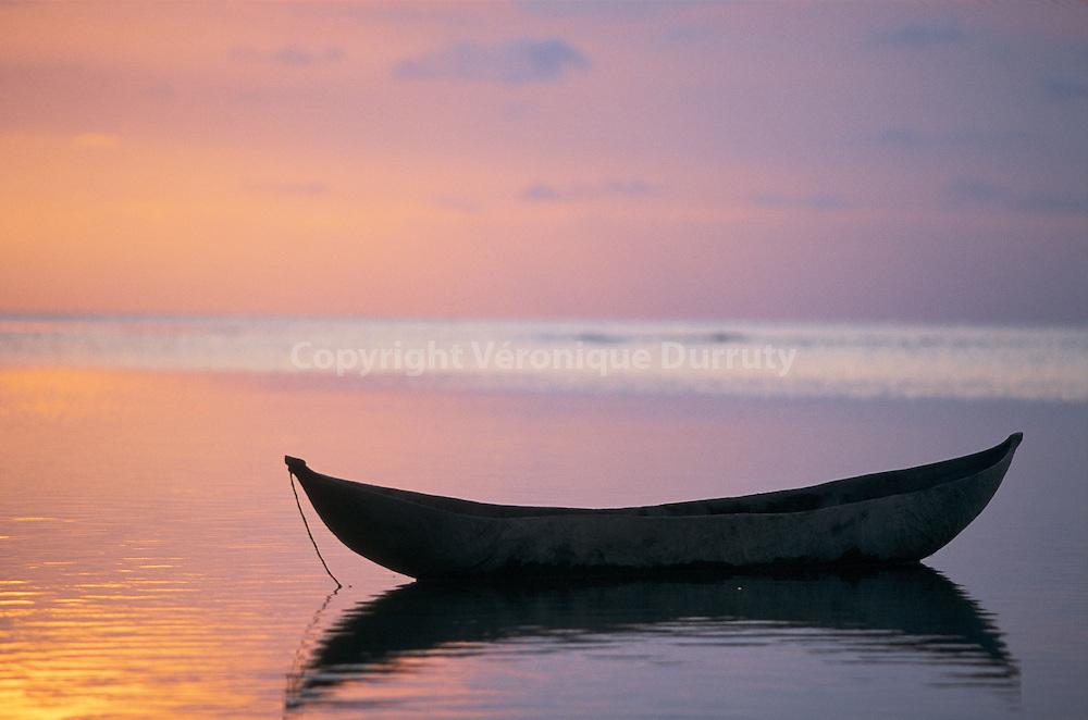 Boat At Vohilava. Sainte-Marie Island, Madagascar // BATEAU à Vohilava, ILE SAINTE MARIE, MADAGASCAR