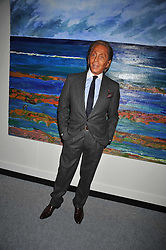 VALENTINO at the Moet Hennessy Pavilion of Art & Design London Prize 2009 held in Berkeley Square, London on 12th October 2009.